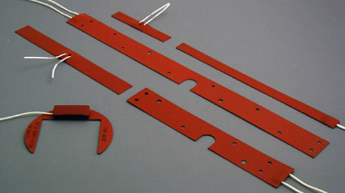 Silicone Rubber Heaters - 1